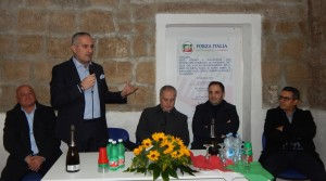 SMLF Il saluto augurale del vicecoord prov di Forza Italia, Giovanni Schiappa