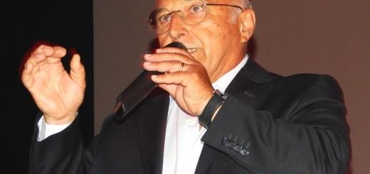 AFRAGOLA Il direttore artistico del teatro Gelsomino, Antonio Nardiello