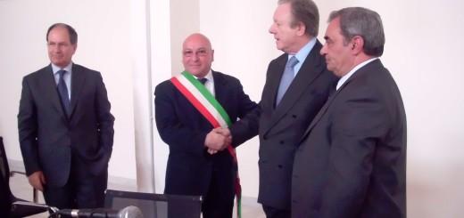 Matteoli a Grazzanise il 19 MAR 2010