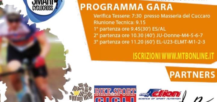 Circuito del Cuccaro 14012018 locandina