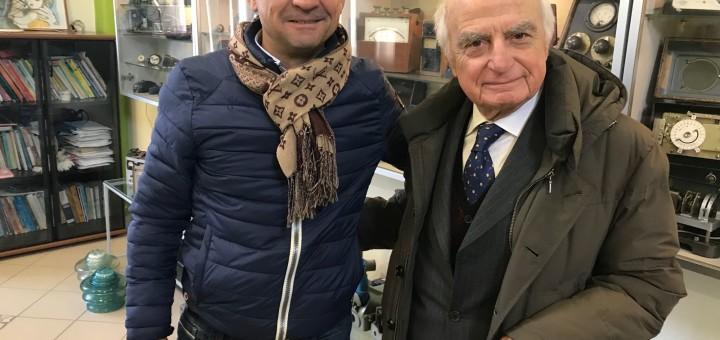 Luigi Guida e Antonio Lubrano