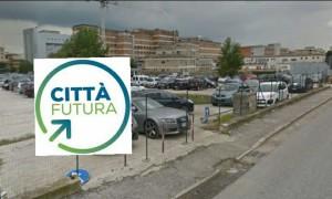 città futura parcheggio