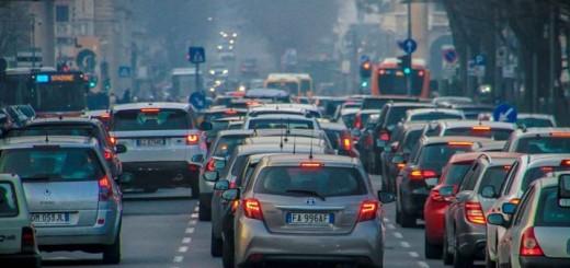 traffico inquinante