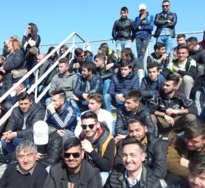 CAPUA C.A.V. Un docente e gli studenti dell'Ist aeronautico di Grazzanise