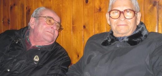 GRAZZANISE Ciccio spacc' quasi 'contemplato' da Pepp' 'u russ' - 18 feb 2011