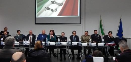 SMLF Relatori al Convegno COSTITUZIONE TESTIMONIANZE COMUNITA' 220318