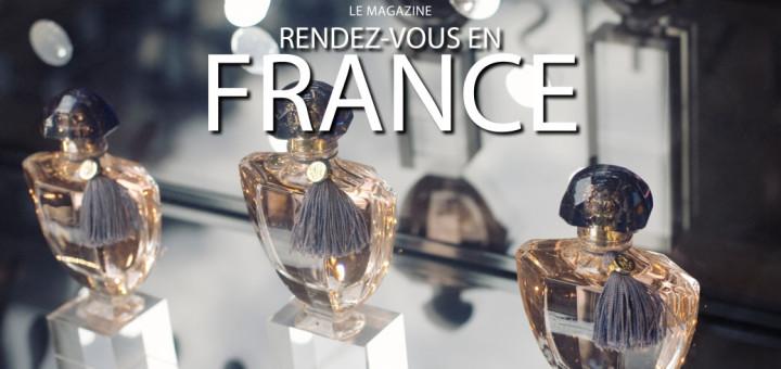 copertina Rendez-vous en France