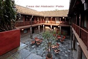 33 Casa del Alabado