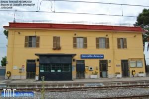 Stazione Cancello ed Arnone