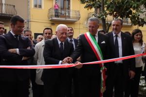 Cerimonia Inaugurale Castello Fieramosca 2