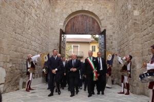 Cerimonia Inaugurale Castello Fieramosca 3