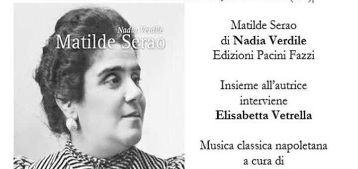 locandina Matilde Serao
