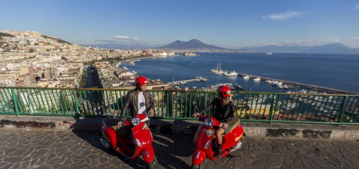 Foto vespa sightseeing 6