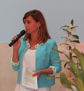 Tania PARENTE psicologa