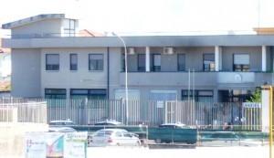 GRAZZANISE La stazione dei Carabinieri