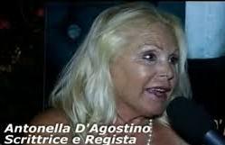 Antonella D'Agostino scrittrice e regista