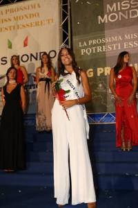 Prima semifinalista Adele Sammartino (1)
