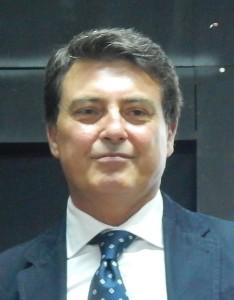 Lo scrittore Alessandro Zannini