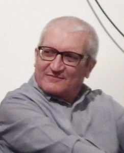 L'editore Giuseppe Vozza