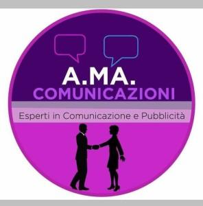 Logo A.MA. Comunicazioni