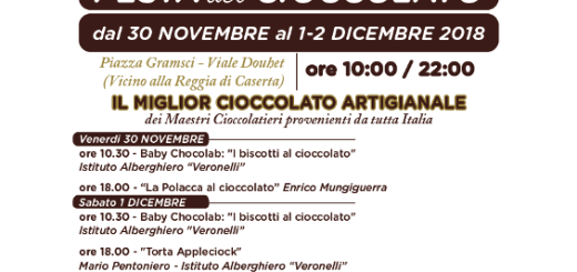 CHOCOLATE-DAYS-caserta-programma-2018