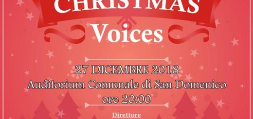Christmas Voices - Concerto di Natale