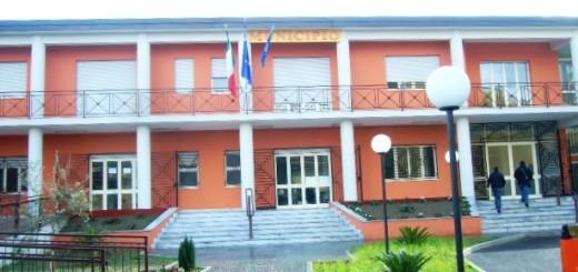 GRAZZANISE La casa comunale (1)