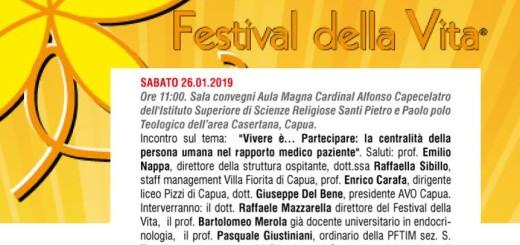 festival della Vita Capua