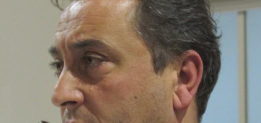 GRAZZANISE Il geom Franco Parente