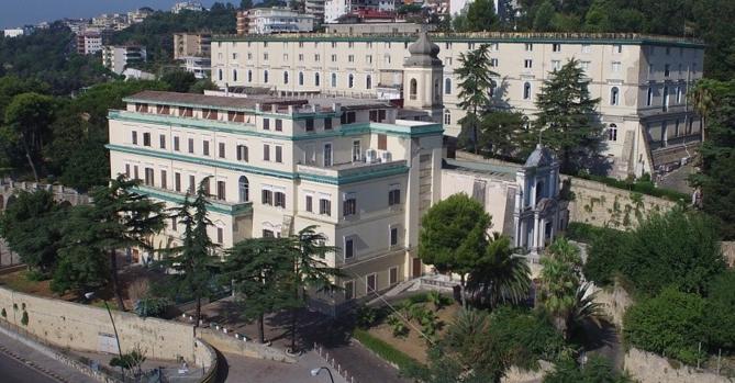 PONTIFICIA FACOLTÀ TEOLOGICA DELL'ITALIA MERIDIONALE - SEZIONE SAN LUIGI (1)