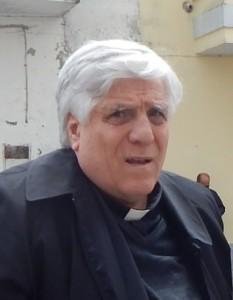 Mons Elpidio Lillo Vicario generale dell'Arcidiocesi di Capua