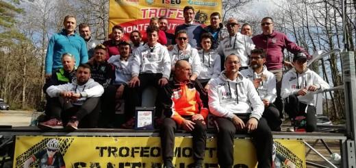 Trofeo Monte Sant'Angelo 18032019 foto gruppo di lavoro