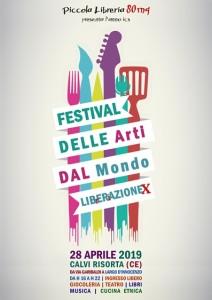 Locandina FESTAVIL DELLE ARTI DAL MONDO (1)