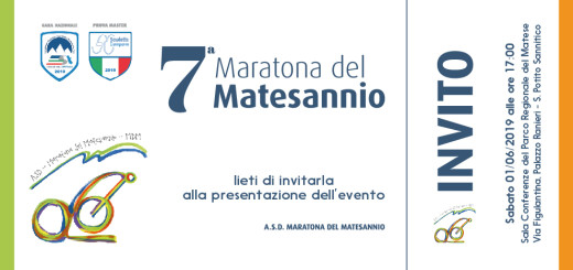 Invito Presentazione Matesannio 2019