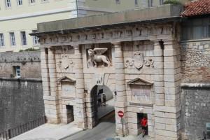 la Porta di Terraferma della città di Zara (3)