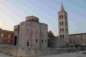 la chiesa di San Donato di Zara