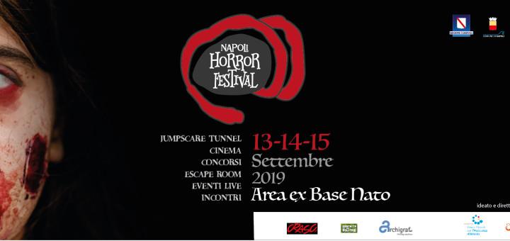 Napoli Horror Festival I edizione_13-14-15settembre2019