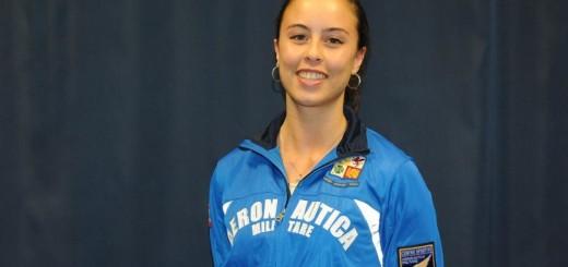 Rebecca Gargano, medaglia d'oro alle Universiadi 2019