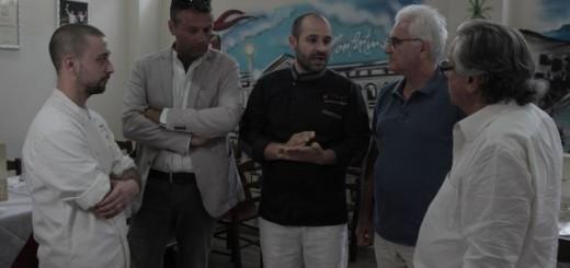 Da SX Fabio Russo Alessandro Condurro Giovanni Capasso Antonio Starita