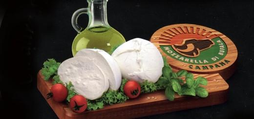 mozzarella-bufala