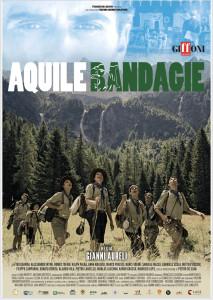 AQUILE RANDAGIE locandina film