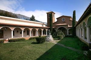 Cenacolo Santa Chiara interno