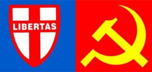 DEMOCRAZIA CRISTIANA E PARTITO COMUNISTA