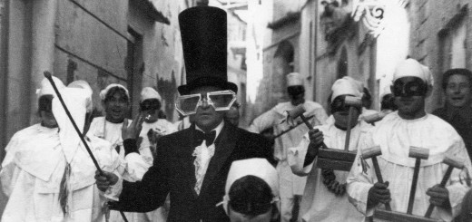 Foto storica I Pullicinielli 1976