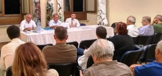 Giuseppe Casillo, Giuseppe Ianniello, Alessandro Fedele, Ufficio di Presidenza