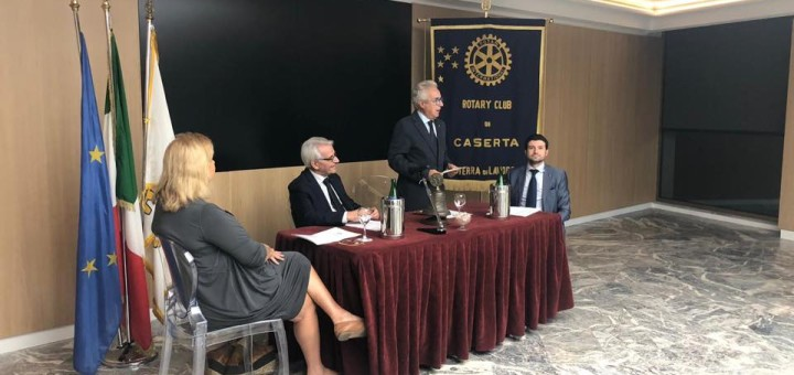 Rotary club Caserta 1