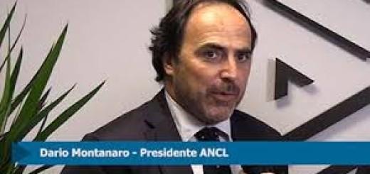 DARIO MONTANARO PRESIDENTE ANCL