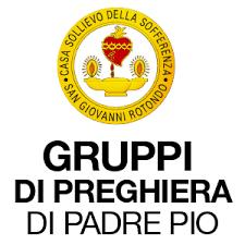Padre Pio Logo Gruppi di preghiera