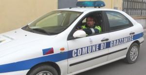 GRAZ Agostino Zampone responsabile Nucleo comunale di Protezione civile