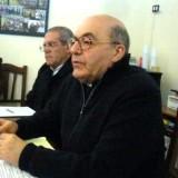 GRAZZANISE L'arciv Schettino e padre Monticelli 280208